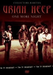 Uriah Heep - One More Night: Collector's Rarities