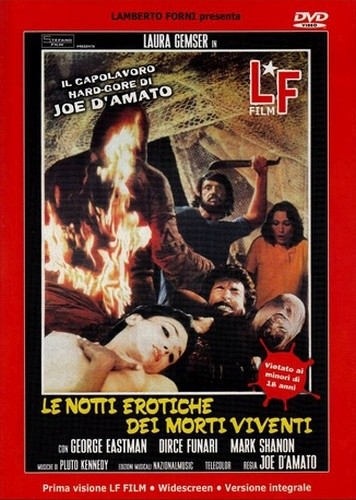 DVD Cover (Italy)