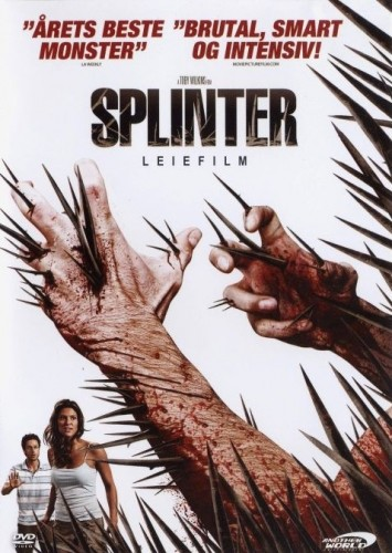 Splinter : DVD Covers and Posters : 17545 : The Movies ...