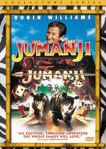 Jumanji : The Movies Made Me Do It