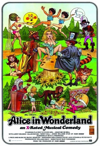 Alice in wonderland an x rated musical