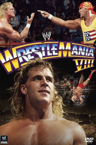DVD Cover (WWE Home Video)