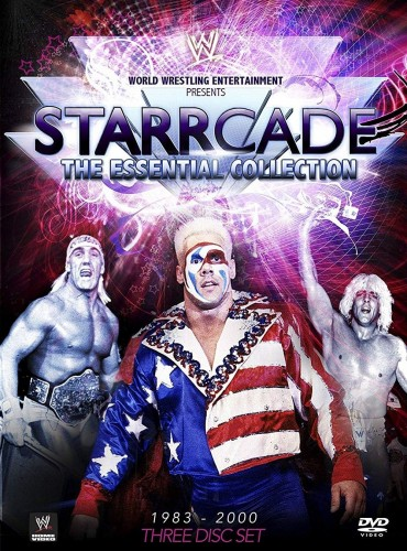 DVD Cover (WWE Home Video Reissue)