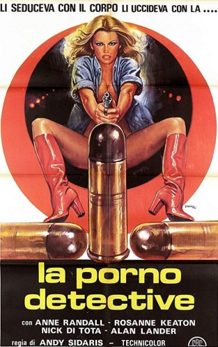 Theatrical Poster (Italy)
