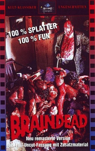 VHS Cover (Germany)