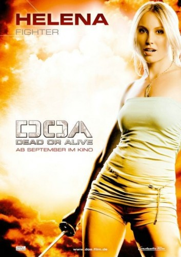 Doa Dead Or Alive Dvd Covers And Posters 2561 The Movies