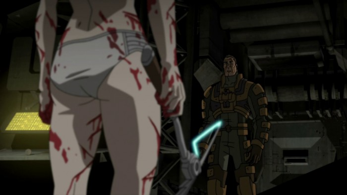 Dead Space Downfall Stills 20878 The Movies Made Me Do It