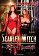 Scarlet Witch vs. Black Widow And Batwoman