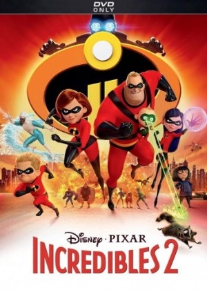 DVD Cover (Walt Disney Studios)