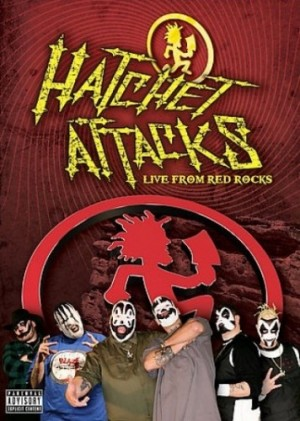 DVD Cover (Psychopathic Records)